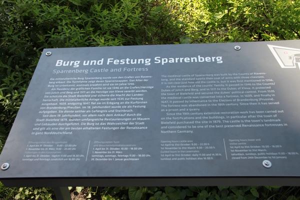 Sparrenburg/Sparrenberg